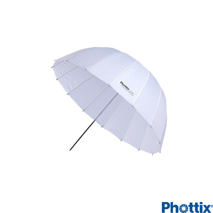 Phottix Premio85公分 16根玻纖骨架半圓弧透射傘-85382(免運)