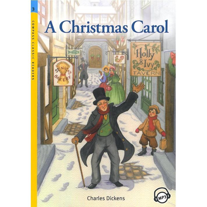 CCR3:A Christmas Carol (with MP3)