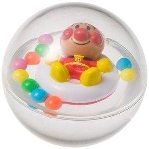 【萱萱婦幼館】ANPANMAN 麵包超人 有趣 游泳洗澡球玩具 泳圈漂浮球