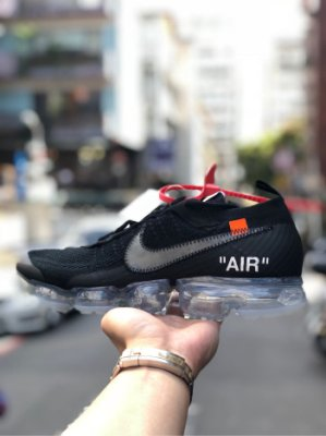 Nike Air Vapormax Off-White 2018 AA3831-002 機能 聯名 氣墊 慢跑鞋