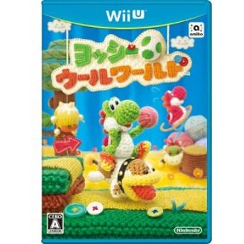 【中古即納】[WiiU]ヨッシー ウールワールド 通常版(20150716)