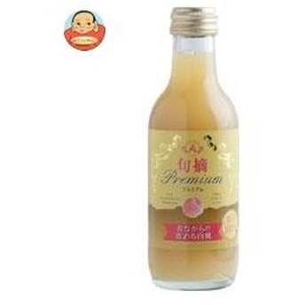 アルプス 旬摘プレミアム 昔ながらの飲める白桃 200ml瓶×24本入