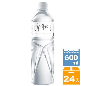 味丹 多喝水600ml(24入/箱)