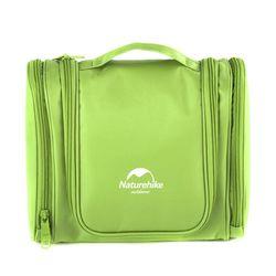 PUSH!旅遊用品防水防撕裂盥洗用具包便攜出差洗簌牙刷包(頂級款)S43嫩綠色