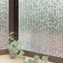 日本MEIWA節能抗UV靜電窗貼 (馬賽克) 92x200公分