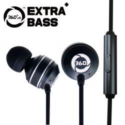 EXTRA+ BASS 音霸5.1重低音耳機 360eB