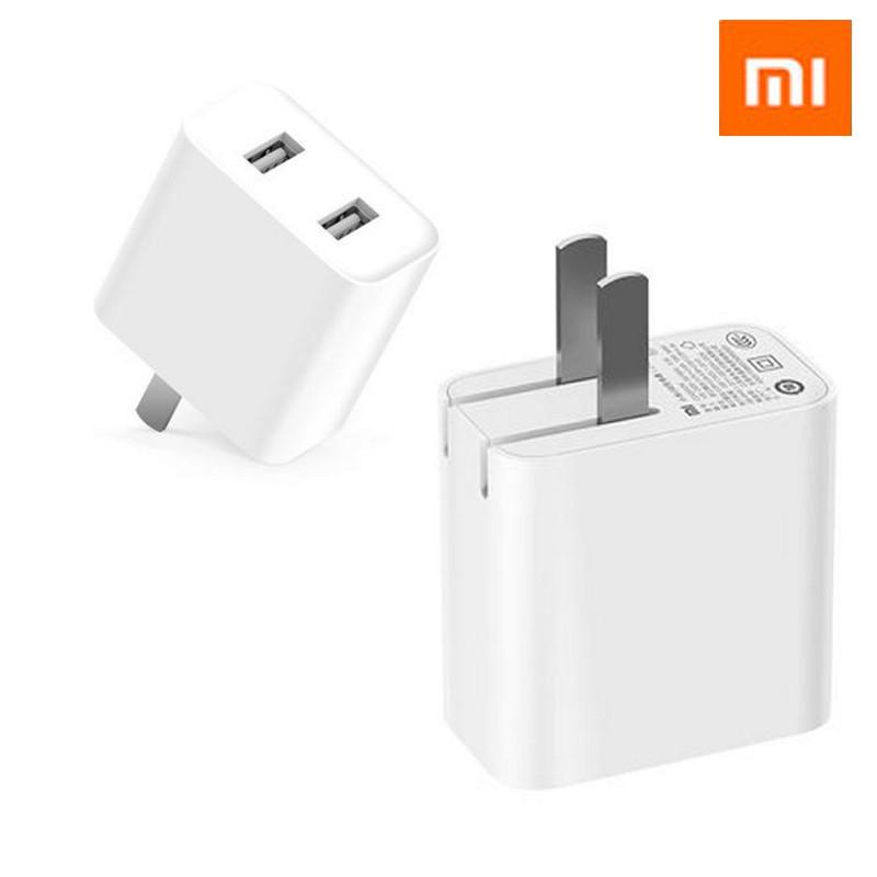 【小米台灣官網正品】BSMI 認證(證號R39245) #QC第三代閃充時代已經來臨了#本產品有以下三種款式,購買時請注意一下1,二孔USB 款式:最大18W輸出。2,二孔USB 款式:最大36W輸出