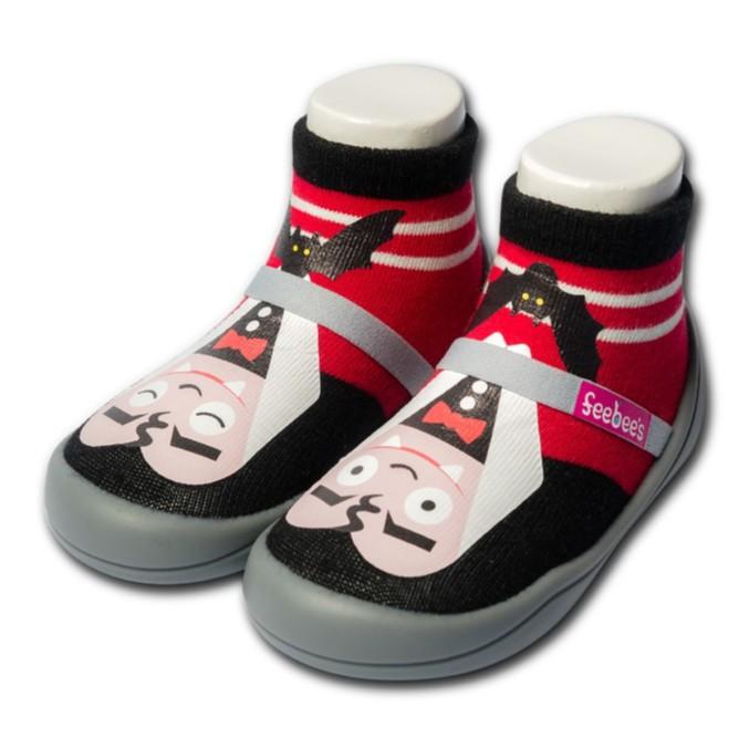 寶寶的第一雙鞋【feebees襪鞋】公爵-加寬楦頭設計