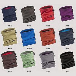 布特Botack抓絨魔術頭巾帽LMT5-9221(素面;3合1防寒保暖帽.脖圍巾.口罩面;100%聚酯纖維高密度搖粒絨)