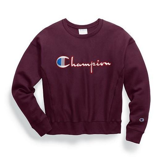 Champion life GF750 女版 短版 草寫logo 長袖T 現貨 五色
