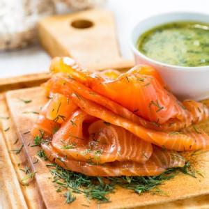 北歐煙燻鮭魚 (200g±10%/包)《喬大海鮮屋》