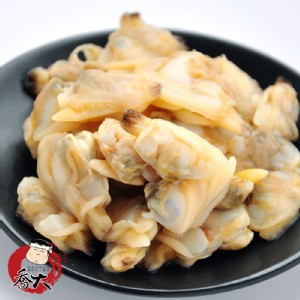 鮮甜去殼海瓜子 (1000g±10%/包)《喬大海鮮屋》