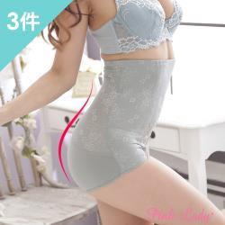 Pink Lady 緊緻曲線 420丹超高腰魔力機能褲(3件組)5629
