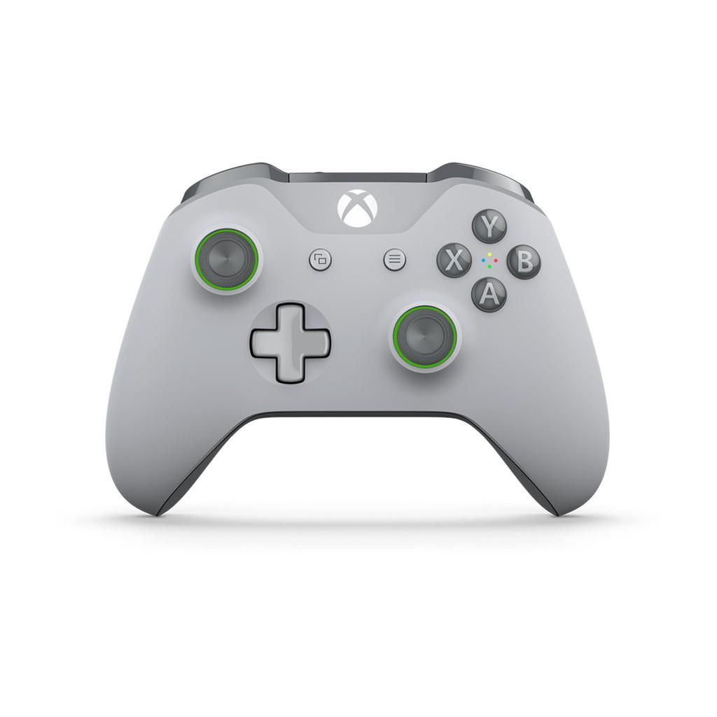 XBOXONE主機 特別版無線控制器 無線控制器 灰綠色 PC可藍芽配對使用【魔力電玩】