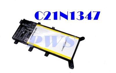 ☆【全新華碩 ASUS C21N1347 原廠電池】☆X554 X555 X555L F555 A555 A555L