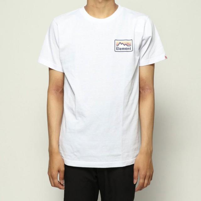 エレメント ELEMENT メンズ 半袖Tシャツ OUTDOOR SS AJ021208