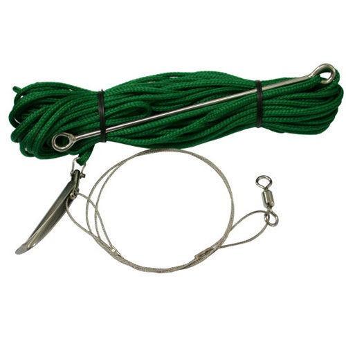 潛水 不銹鋼魚串繩組 浮潛 深潛