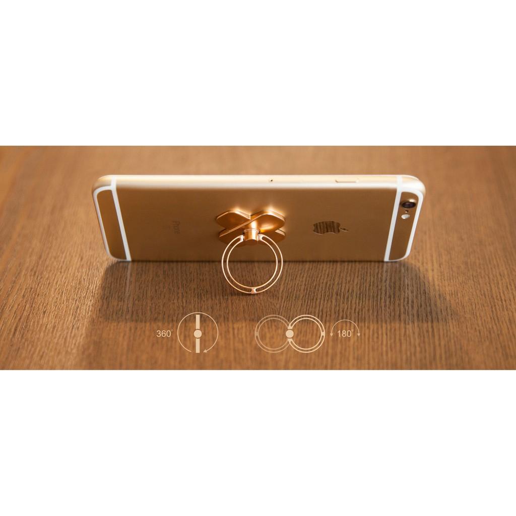 Momax X-Ring 指環支架-銀、金、粉