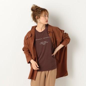 [マルイ]【セール】A-綿ガーゼチュニックBIGシャツ/アルシーヴ(archives)