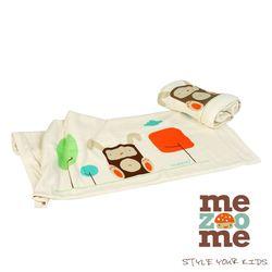 以色列mezoome有機棉被毯-舒適兔兔被