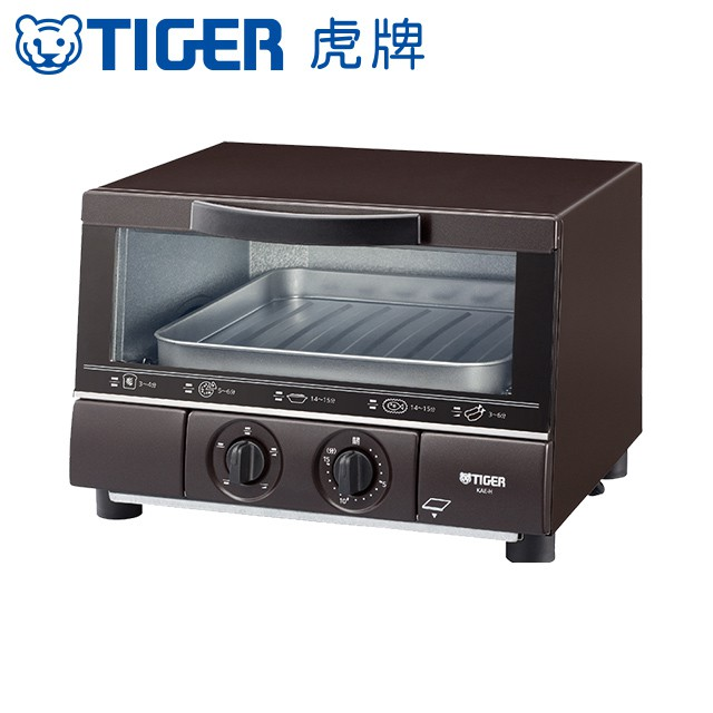 TIGER虎牌 8.25L五段式電烤箱 KAE-H13R