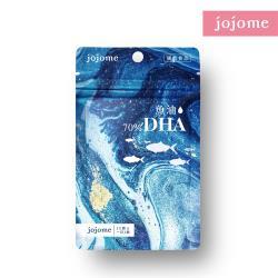 jojome70%DHA魚油軟膠囊(30顆入)