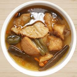[老爸ㄟ廚房] 剝皮辣椒麻油猴頭菇 5包組(300g±3%/包)