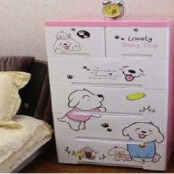 [協賀]嬰兒衣櫃多層抽屜收納櫃儲物櫃