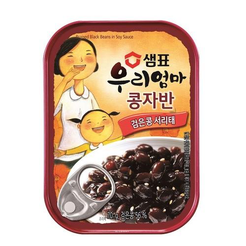 [膳府 SEMPIO] 媽媽做的黑豆醬 70g [韓國直送]