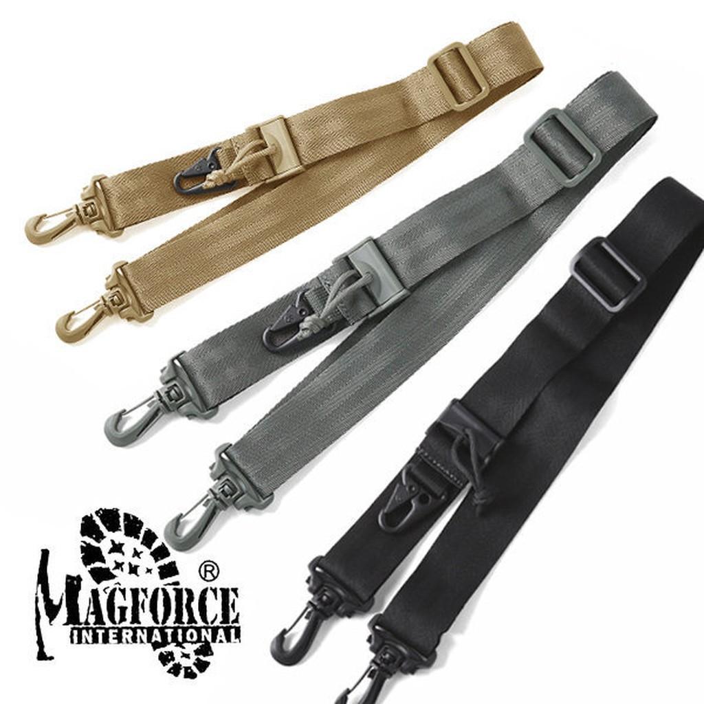 詮國 馬蓋先 Magforce - 1.5吋 2吋 滑動式揹帶 / 付掛鈎 / 三色可選 - MP0221、MP0222