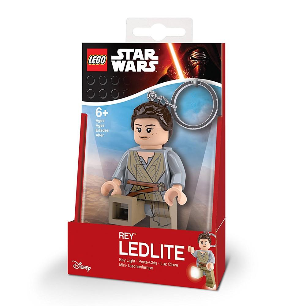 【 樂高積木 LEGO 】LED 鑰匙圈 - 星際大戰 - 芮