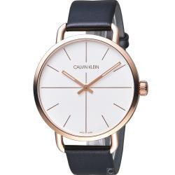 Calvin Klein K7B even 超然時尚腕錶 K7B216C6 /42mm