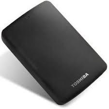Toshiba Canvio Basics 1TB/2TB 4TB2.5吋行動硬碟