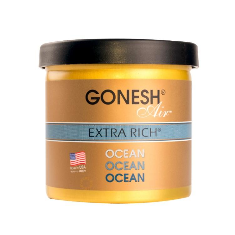 【現貨 免運-GONESH】空氣芳香膠 海洋 Ocean ( 固體芳香罐) 78g 日本製造 原裝進口