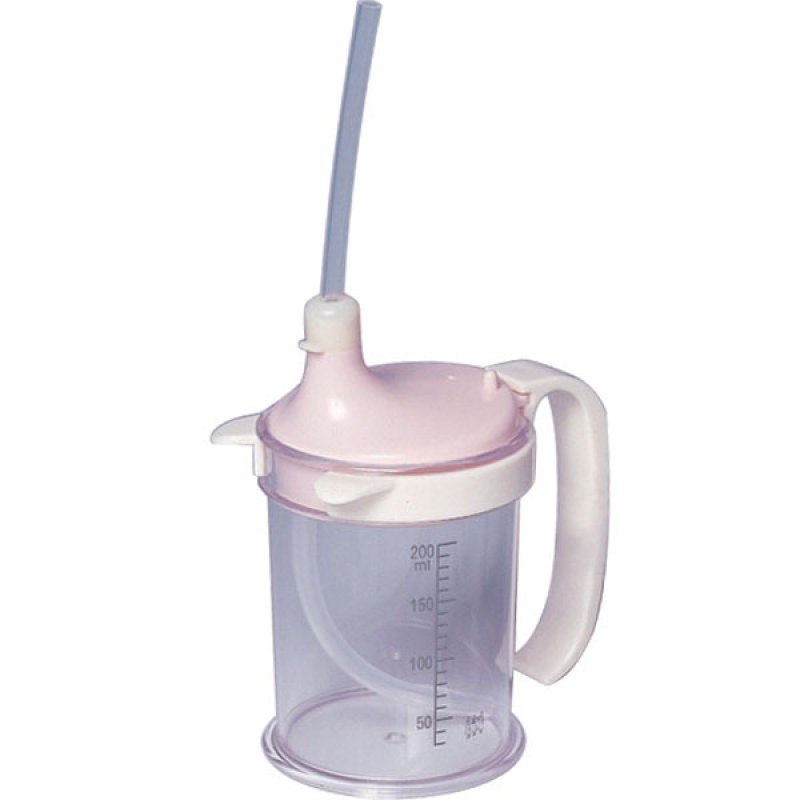 【ISK】吸管杯C10088/ 多口徑吸口杯C10089