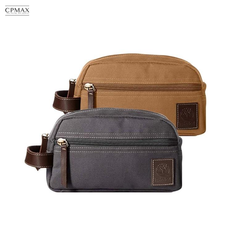 CPMAX Timberland 經典旅行小包 高品質 耐用耐磨 旅行收納包 手拿包 萬用包 手提小方包 O53