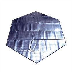 WASHAMl-六角雙面鋁膜防潮保暖墊(2.4M)