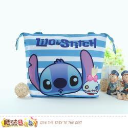 魔法Baby 手提袋 迪士尼史迪奇授權正版萬用袋 f0323
