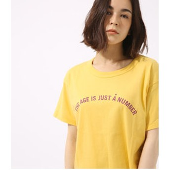 【AZUL by moussy:トップス】THE AGE TEE
