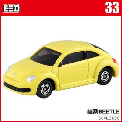 [Child's  shop  ]   TOMICA多美小汽車NO.033 福斯BEETLE_TM033-2
