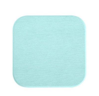 【方型】珪藻土吸水杯墊 矽藻土 硅藻土吸水肥皂墊 香皂 珪藻土 浴室用品 防潮 防霉 浴室必備 飯店專用 交換禮物 衛浴