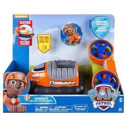 PAW Patrol汪汪隊立大功 兒童卡通玩具 豪華車輛組 - 路馬氣墊船