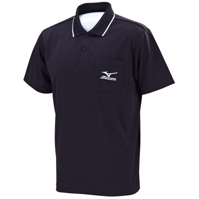 MIZUNO 美津濃 吸汗快乾 抗紫外線 口袋 短袖POLO衫 32TA751809 中大尺碼