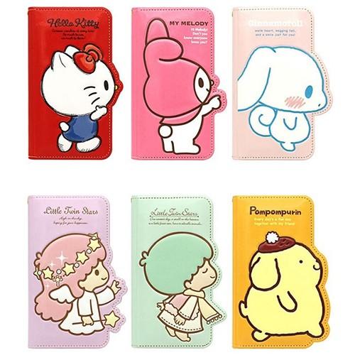 韓國 Kitty 大耳狗 手機殼 吸盤皮套│S21 S20 + S10 S10E S9 S8│z7848