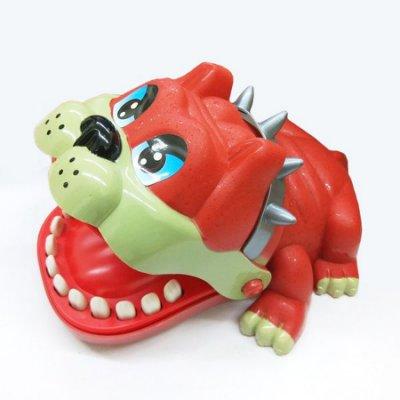 【贈品禮品】A3950 惡犬咬咬樂/拔牙遊戲/親子玩具/團康/整人玩具/咬手指/咬手玩具/贈品禮品