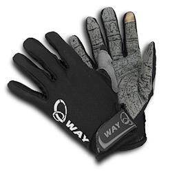 【凱騰】WAY A-016 運動休閒手套 保暖 防曬手套多用途合一
