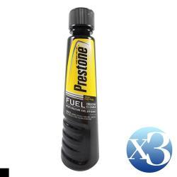 PRESTONE 汽油精 添加劑 噴油嘴清潔劑  177ml*3入