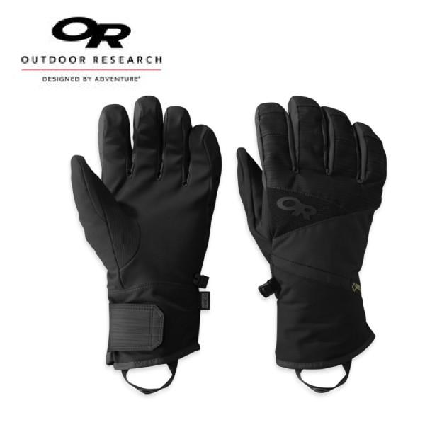 【Outdoor Research 美國 男防水透氣保暖手套 藍/綠】71260/防水手套
