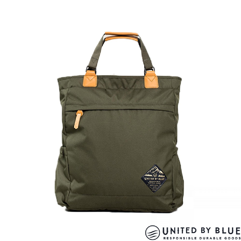 United by Blue 防潑水托特包 Summit Convertible Tote Pack