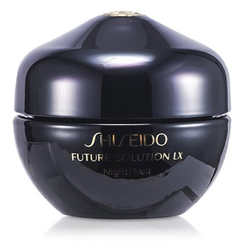 Shiseido 資生堂 時空琉璃LX 極上御藏晚霜 Future Solution LX Total Regenerating Cream 50ml/1.7oz - 保濕及護理